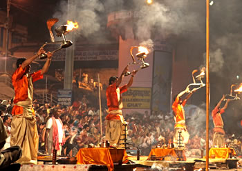 Varanasi in 1 night and 2 days trip in the assistance of a professional guide